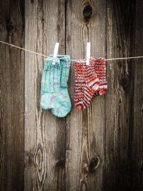 Préparation arrivée de bebe : faire la lessive linge bébé